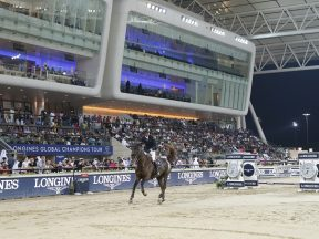 Longines Global Champions League w Doha