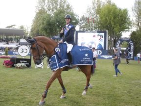Longines Global Champions Tour 2018 w Madrycie
