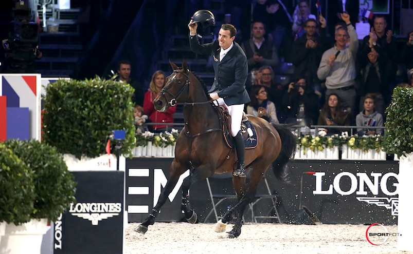 Longines Grand Prix Paris 2016