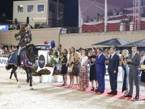 Longines Global Champions Tour w Monako