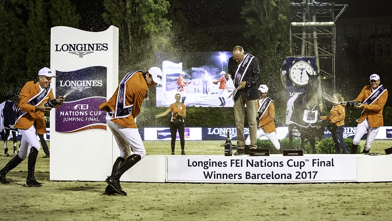 Longines FEI Jumping Nations Cup 2018