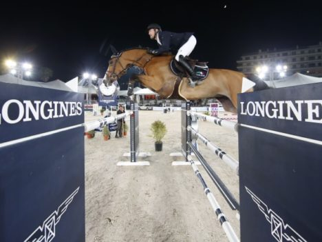 Longines Global Champions Tour 2019 w Cannes