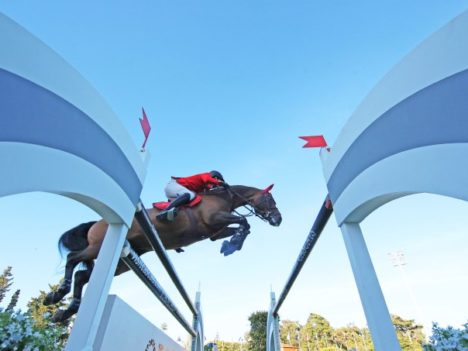 Longines Global Champions Tour 2019 w Cascais