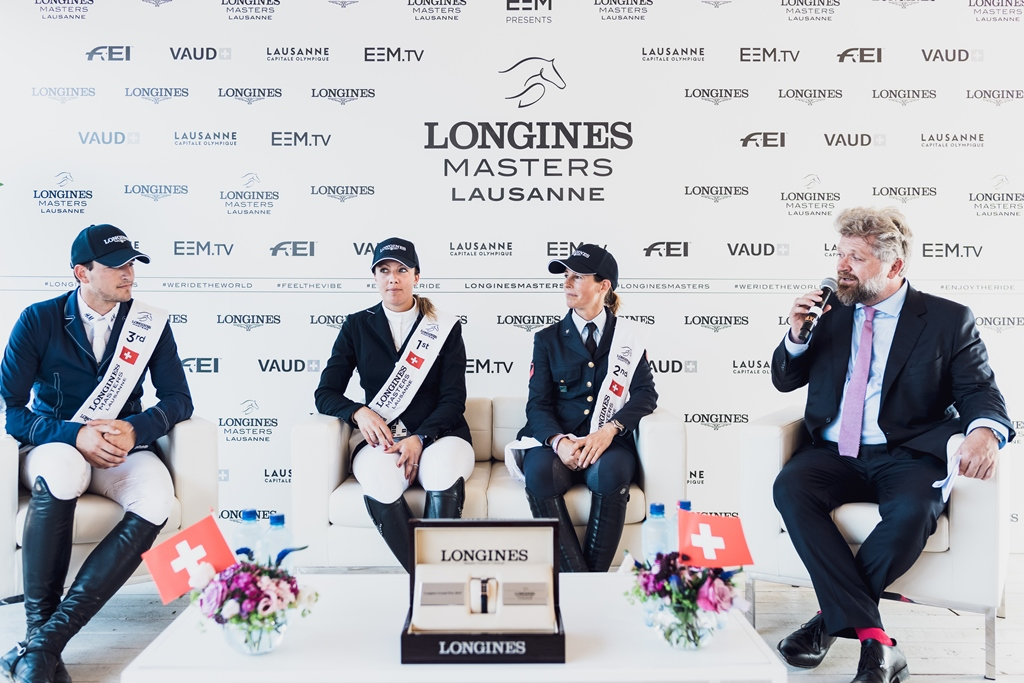 Grand Prix Longines Masters w Lozannie