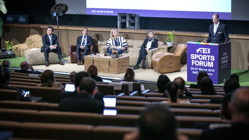 FEI Sports Forum 2020 online