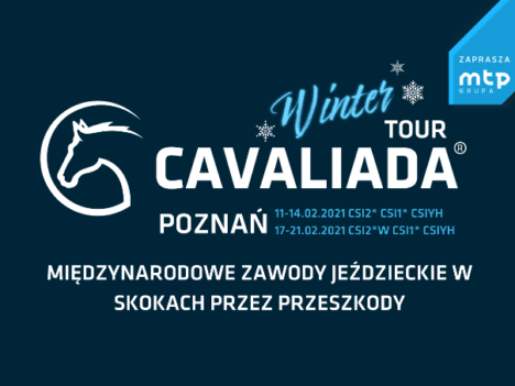CAVALIADA Winter Tour w Poznaniu