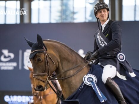 Grand Prix Cavaliada Winter Tour dla Felixa Hassmanna